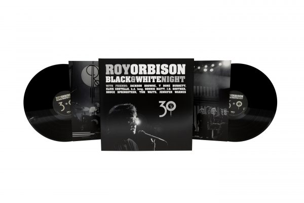 Roy Orbison 'Black & White Night' 30th Anniversary Edition