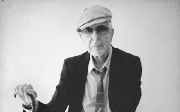 Artist of the Month: Leonard Cohen