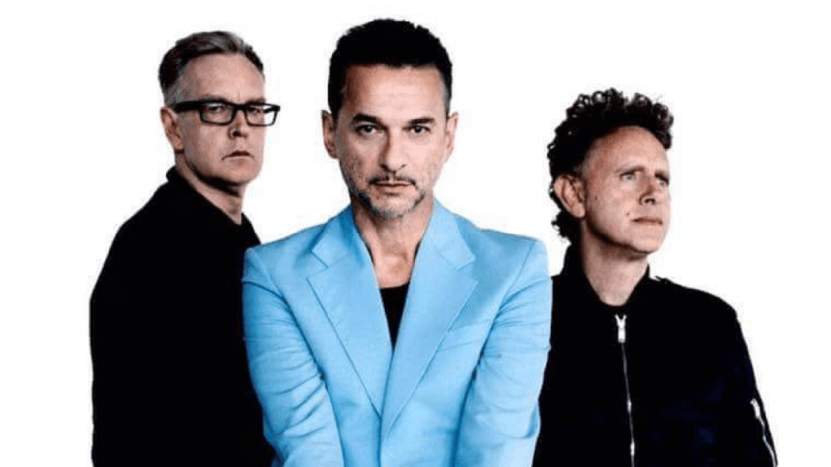ARTIST OF THE MONTH: DEPECHE MODE