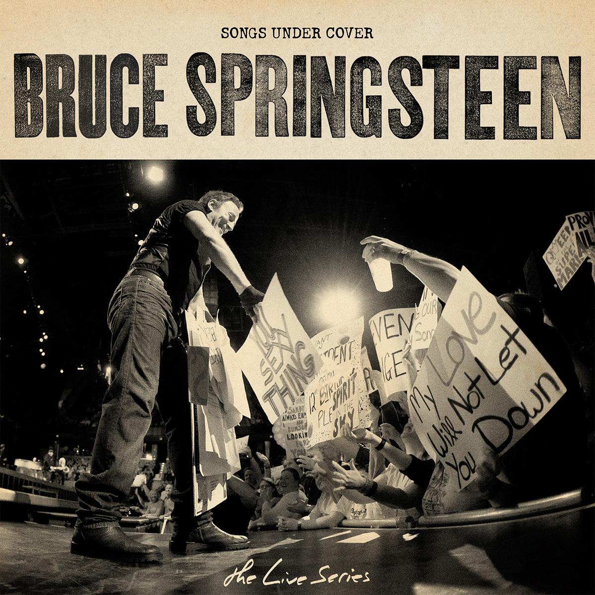 BRUCE SPRINGSTEEN – THE LIVE SERIES CONTINUES