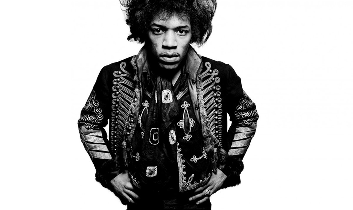 Artist of the Month: Jimi Hendrix