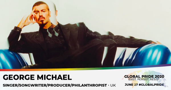 George Michael & Global Pride
