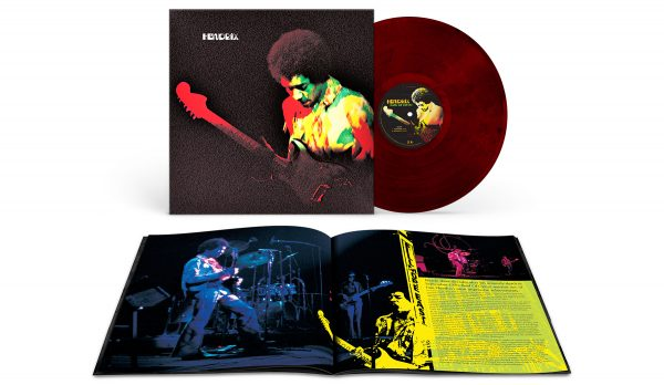 HENDRIX – BAND OF GYPSYS