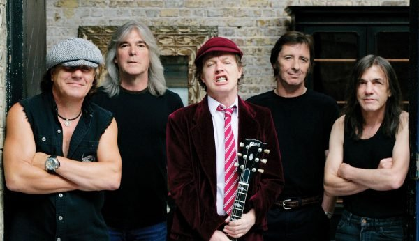 ARTIST OF THE MONTH: AC/DC
