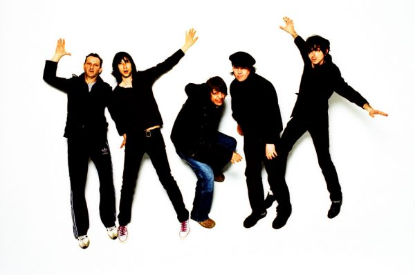 ARTIST OF THE MONTH – PRIMAL SCREAM