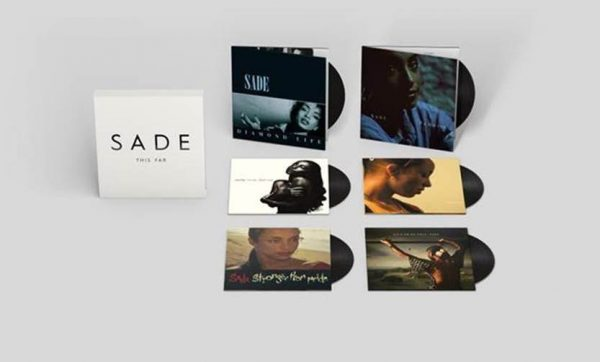 Sade Releases 'This Far' boxset