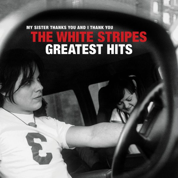 The White Stripes announce first official 'Greatest Hits' album