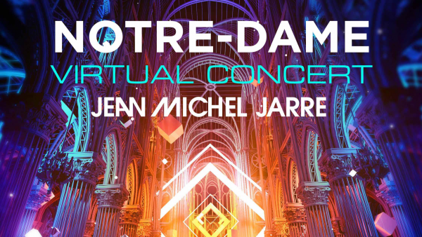 Jean-Michel Jarre presents 'WELCOME TO THE OTHER SIDE'