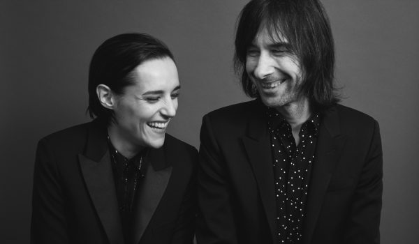 Bobby Gillespie & Jehnny Beth present 'Utopian Ashes'