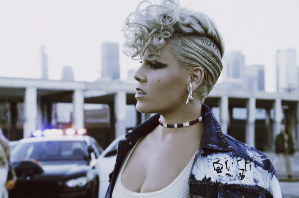 VIDEO OF THE WEEK: So What – P!NK