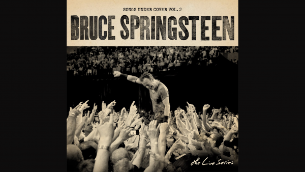 Bruce Springsteen Releases 'The Live Series Vol. 2'