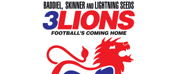 25 years since Baddiel, Skinner and The Lightning Seeds released 'Three Lions'