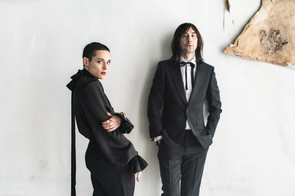 Bobby Gillespie & Jehnny Beth share second collab single 'Chase It Down'