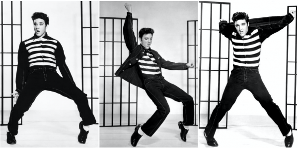 VIDEO OF THE WEEK: Elvis Presley – Jailhouse Rock ('68 Comeback Special 50th Anniversary HD Remaster)