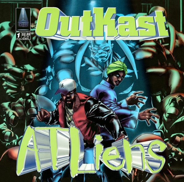 Celebrate 25 years of Outkast's #ATLiens