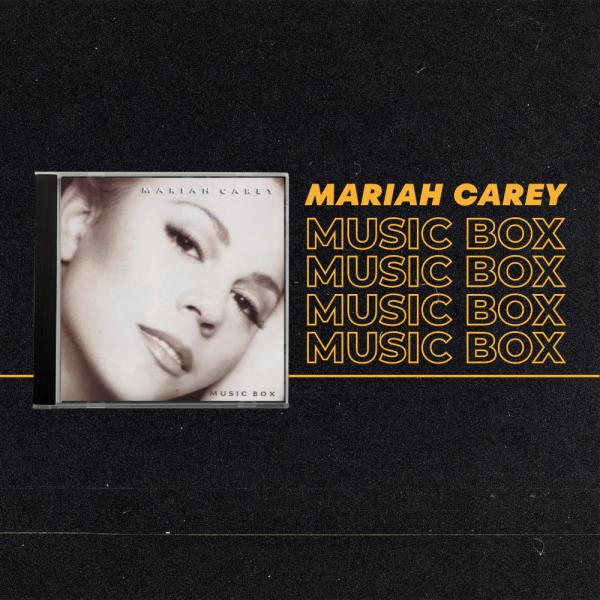 Album of The Month: Music Box Mariah Carey