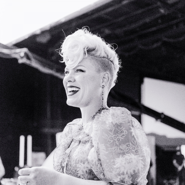 P!NK announced as the most played female artist of the 21st Century