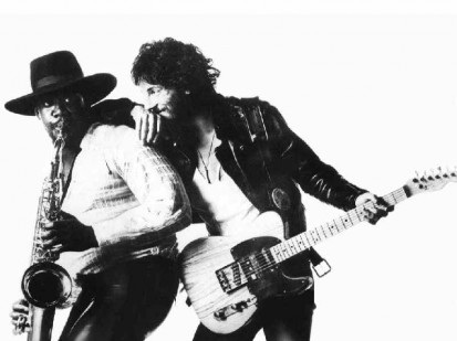 clarence clemons bruce springsteen