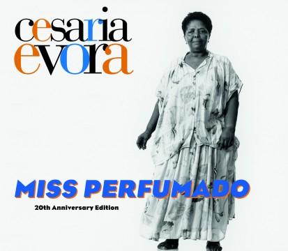 Cesaria Evora MissPerfumado 20th Anniversary Edition
