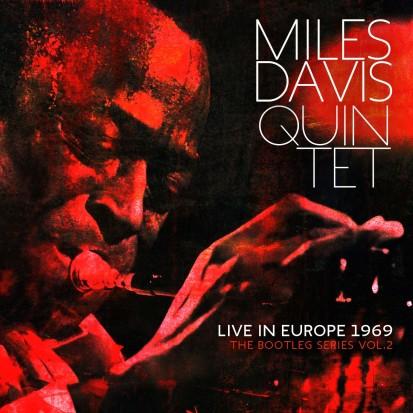 Miles Davis LIVE IN EUROPE 1969 vol;2