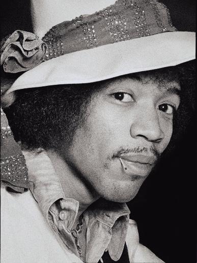 Jimi Hendrix «Mémoire d'outre-monde»