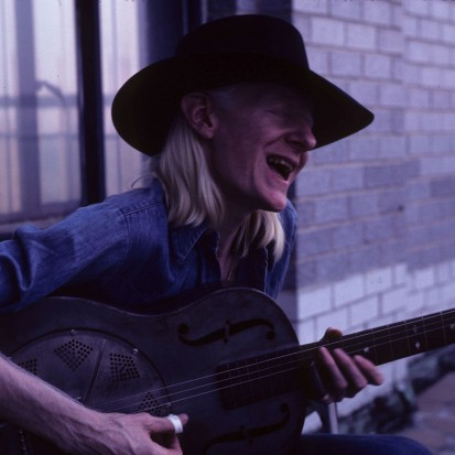 Johnny Winter (© Susan Winter)