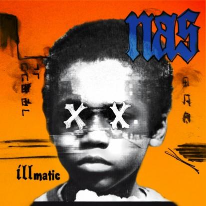 Nas – Illmatic XX (cover_2014)