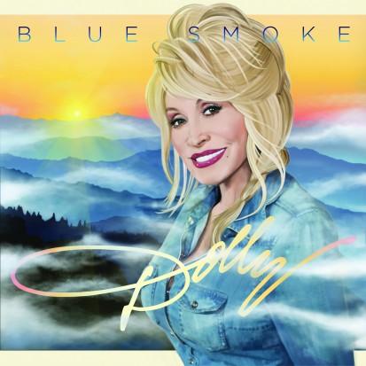 Dolly Parton – Blue Smoke cover