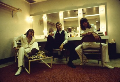 ELP backstage