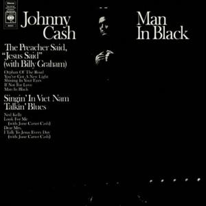 (1971) Johnny Cash – Man In Black