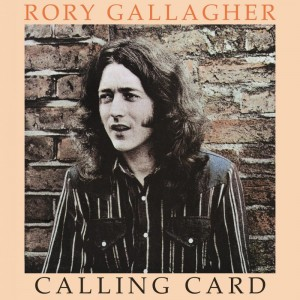 (1976) Rory Gallagher – Calling Card