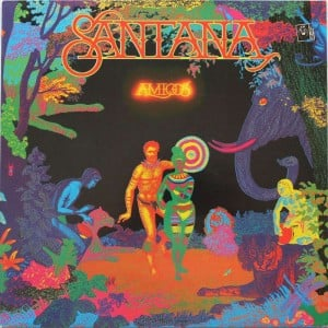 (1976) Santana – Amigos