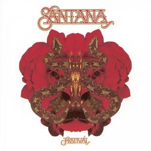 (1977) Santana – Festival