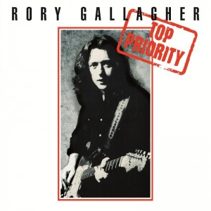 (1979) Rory Gallagher – Top Priority