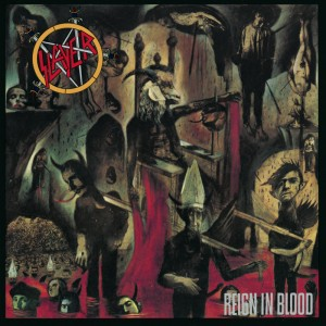 (1986) Slayer – Reign In Blood