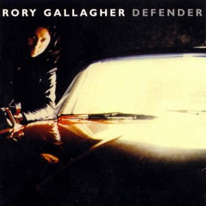 (1987) Rory Gallagher – Defender