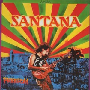 (1987) Santana – Freedom
