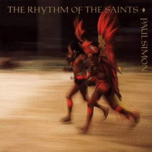 (1990) Paul Simon – The Rhythm Of The Saints