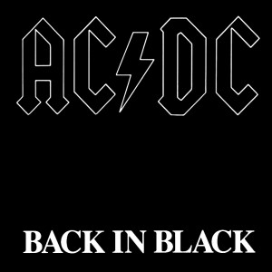ACDC – Back in Black