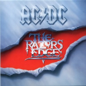 ACDC – the razors edge