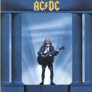 AcDC – WhoMadeWho