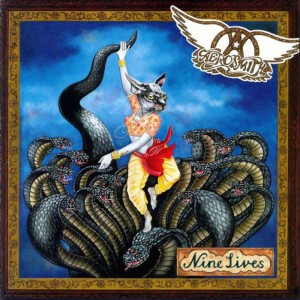 Aerosmith – 9 lives