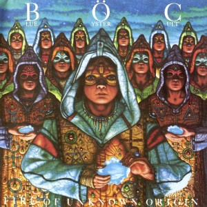 Blue Oyster Cult – fire of unknown origin