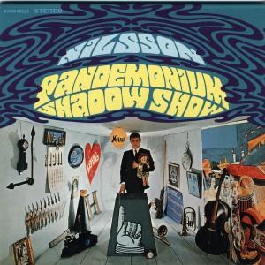 Harry Nilsson -Pandemonium Shadow Show