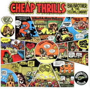Janis Joplin – Cheap thrills