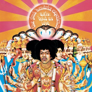 Jimi Hendrix – Axis Bold as love