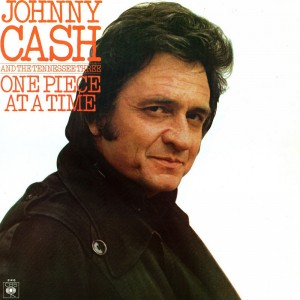 Johnny Cash – One piece at a time