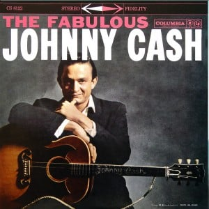 Johnny Cash – The Fab Johnny Cash