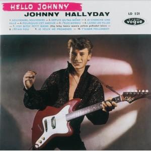 Johnny Hallyday – Hello Johnny