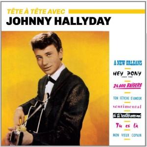 Johnny Hallyday – tete a tete avec Johnny